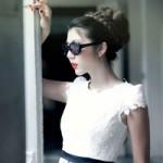 Thời trang - Ngọc Quyên kiêu sa với vẻ đẹp cổ điển