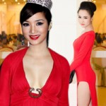 Thời trang - Sao Việt vẫn cắt xẻ bạo tay mặc thị phi