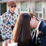 Hậu trường phim - Lee Min Ho và những độc chiêu tán gái