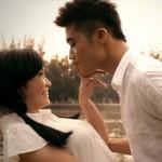 Ngôi sao điện ảnh - Phương Thanh phá lệ hôn bạn diễn