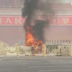 Tin tức trong ngày - Nổ xe ở Bắc Kinh: Liên quan bạo loạn Tân Cương?