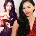 Làm đẹp - Mỹ nữ Việt duyên dáng cùng suối tóc đen