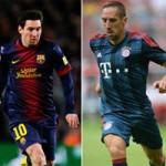 """Bóng đá - QBV: """"Bênh"""" Messi là bất công với Ribery"""