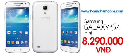 Siêu Samsung Galaxy S4 mini – Siêu giá 'sốc' - 1