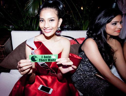 Trương Thị May nổi bật tại Miss Universe - 2