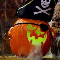 Cười vỡ bụng với ảnh Halloween hài hước