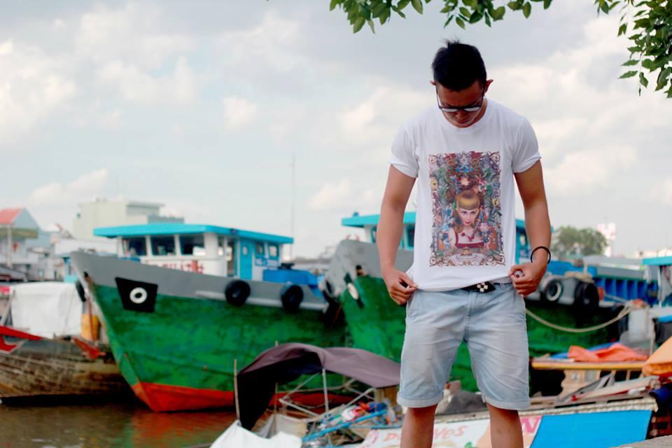 """Sài Gòn """"chất"""" với nhịp thời trang trẻ - 11"""