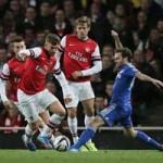 Bóng đá - Arsenal - Chelsea: Nghệ thuật phòng ngự