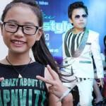 Ngôi sao điện ảnh - Psy nhí rủ Mỹ Chi nhảy Gangnam Style