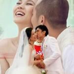 Ngôi sao điện ảnh - Những bộ ảnh cưới như mơ của sao Việt 2013