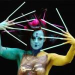 Phi thường - kỳ quặc - Hết hồn với ảnh body painting siêu độc