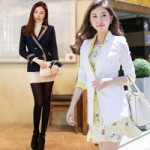 Thời trang - Đâu là kiểu blazer công sở nữ tính nhất?