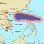 Tin tức trong ngày - Đêm mai, bão số 12 vào biển Đông