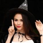 Tin tức thời trang - Diễm Hương hóa phù thủy dễ thương