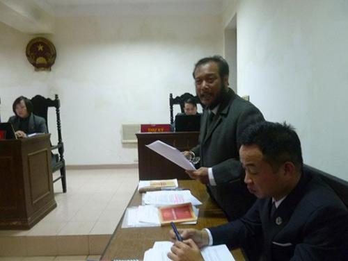 Gặp luật sư bào chữa cho Nguyễn Đức Nghĩa - 3