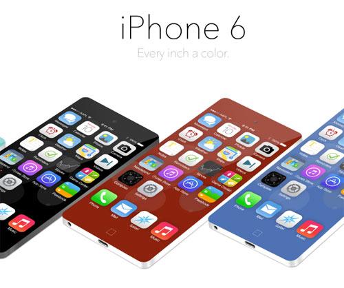iPhone 6 màn hình 5 inch Full HD ra mắt cuối 2014 - 1