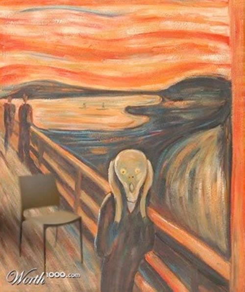 5 chứng sợ kỳ quái của con người - 5