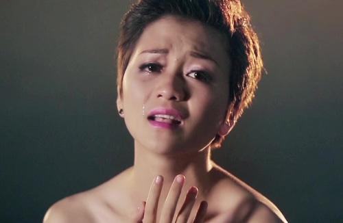 Clip Thiều Bảo Trang khóc nức nở - 1