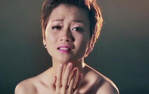Clip Thiều Bảo Trang khóc nức nở - 2