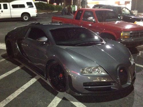 Làm giả Bugatti Veyron vì… không tiền - 3