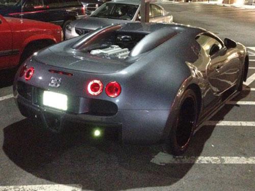 Làm giả Bugatti Veyron vì… không tiền - 4