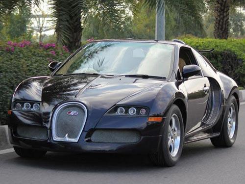 Làm giả Bugatti Veyron vì… không tiền - 6