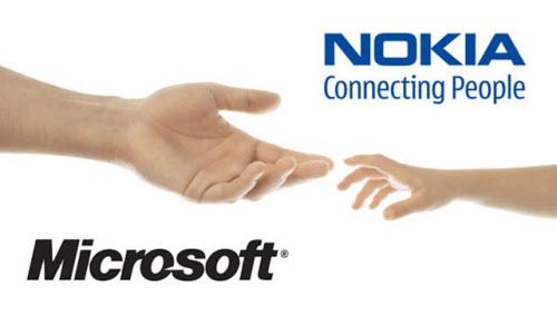 Microsoft chưa chắc có được Nokia - 1