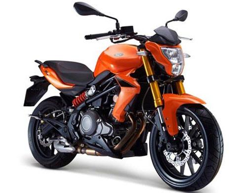Benelli BN 302 2014 - môtô cho người 'non tay lái' - 1