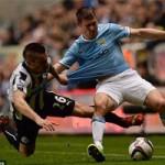 Bóng đá - Newcastle-Man City: Choáng váng hiệp phụ