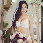 Bạn trẻ - Cuộc sống - Nữ DJ 9X làm cô dâu với bikini