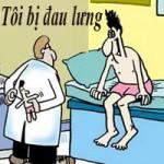 Cười 24H - Truyện tranh: Bệnh nhân láu cá