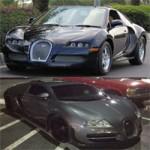 Ô tô - Xe máy - Làm giả Bugatti Veyron vì… không tiền