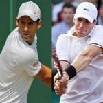 """Thể thao - Djokovic - Isner: Giải mã """"người khổng lồ"""" (V3 Paris Masters)"""