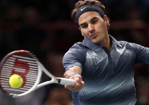 Federer - Kohlschreiber: Gặp phải khắc tinh (V3 Paris Masters) - 1