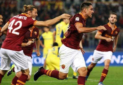 Roma – Chievo: Đỉnh cao vẫy gọi - 1