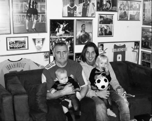 """Tự truyện gây """"sốc"""" của Ibrahimovic (Kỳ 6) - 1"""