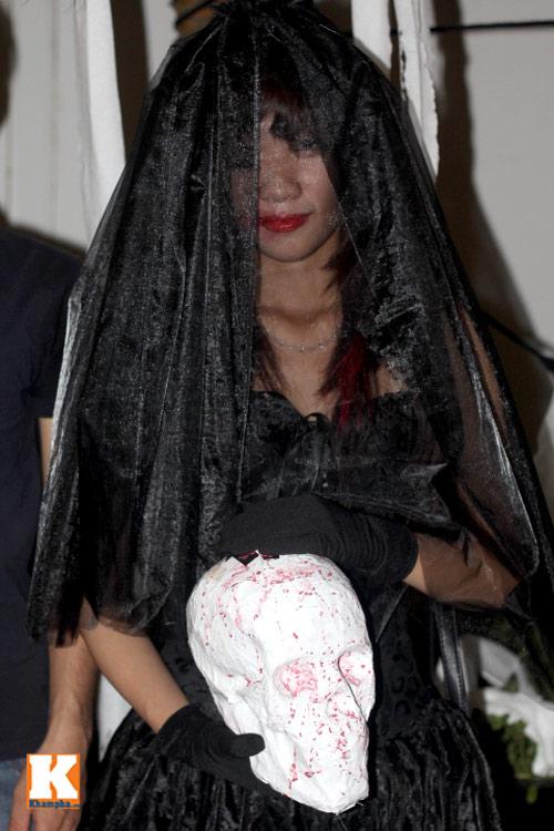 """Những """"con ma"""" trong đêm hội Halloween - 12"""
