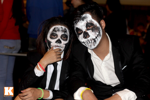 """Những """"con ma"""" trong đêm hội Halloween - 18"""