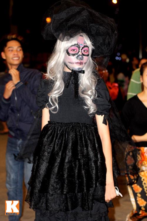 """Những """"con ma"""" trong đêm hội Halloween - 13"""