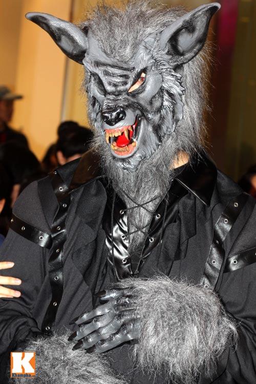 """Những """"con ma"""" trong đêm hội Halloween - 5"""