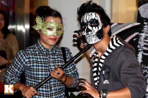 """Những """"con ma"""" trong đêm hội Halloween - 1"""
