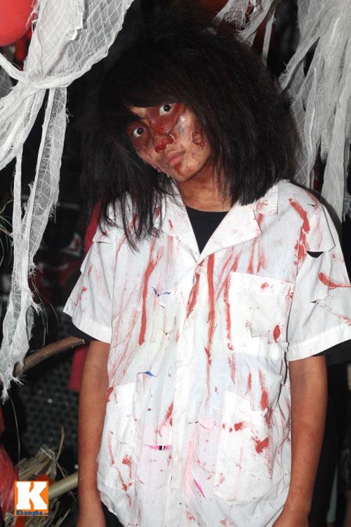 """Những """"con ma"""" trong đêm hội Halloween - 6"""
