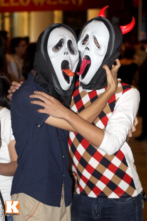 """Những """"con ma"""" trong đêm hội Halloween - 7"""