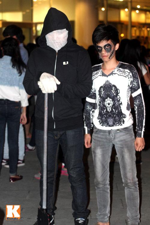 """Những """"con ma"""" trong đêm hội Halloween - 9"""