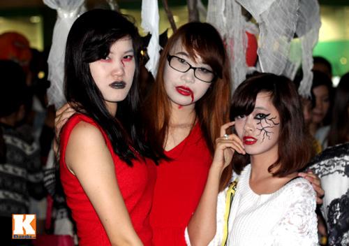 """Những """"con ma"""" trong đêm hội Halloween - 14"""
