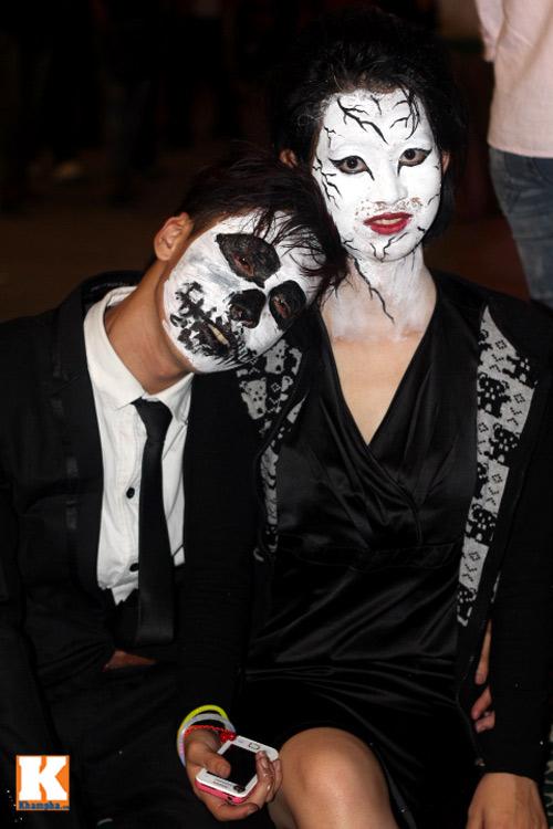 """Những """"con ma"""" trong đêm hội Halloween - 19"""