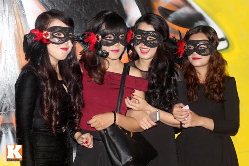"""Những """"con ma"""" trong đêm hội Halloween - 15"""