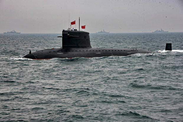 TQ khoe tàu ngầm, Đài Loan sắm máy bay đối chọi - 3