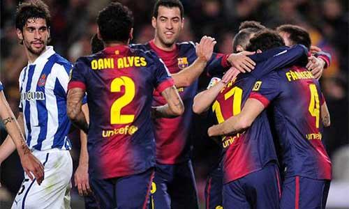 Barca - Espanyol: Derby chênh lệch - 2