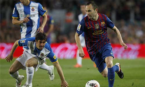 Barca - Espanyol: Derby chênh lệch - 1